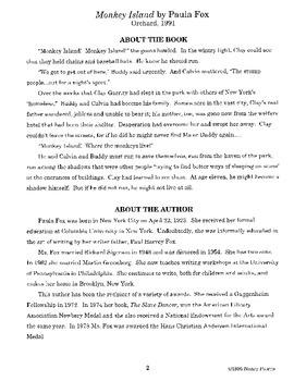 Monkey Island Literature Guide