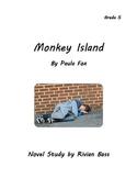 Monkey Island Novel Study