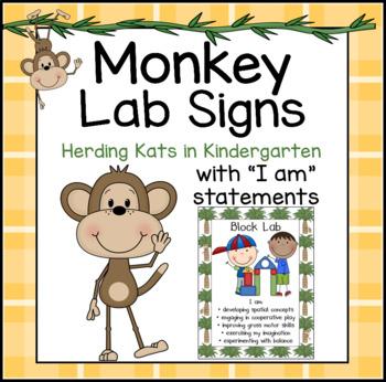 Monkey Lab Signs