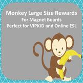 Monkey Large Size Reward System for VIPKID and Online ESL