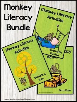 Monkey Literacy Bundle