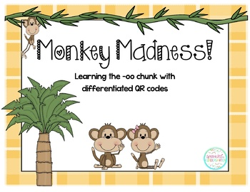Monkey Madness ~ learning the -oo chunk!