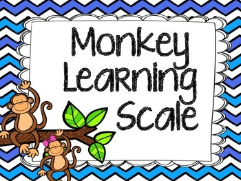 Monkey Marzano Learning Scales