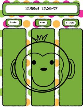 Monkey Mash Up Place Value