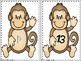 Monkey Match Place Value Game