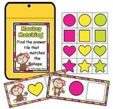 Monkey Matching Envelope Center