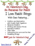 2nd 3rd Grade Math Fact Bingo Plus  Print and Go