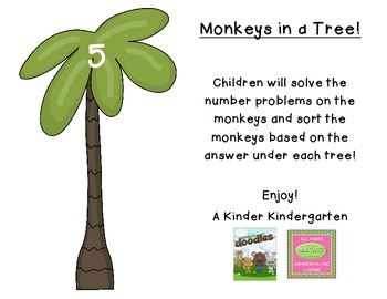 Monkey Math Sort