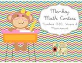 Monkey Math Stations