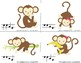 Monkey Melody Races--a game to practice melodic notation {do}