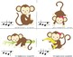 Monkey Melody Races--a game to practice melodic notation {re pentatonic}
