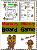 Monkey Money Board Game