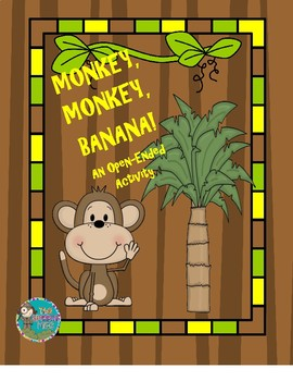 Monkey, Monkey, Banana! - An Open-Ended Activity for Speech Therapy