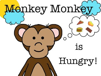 Monkey Monkey is Hungry