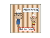 Multiples: Math Game for 4th Grade (possibly 3rd & 5th): Math Workshop Center