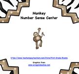 Monkey Number Sense Center