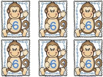 Monkey On Top - Making 10 Game