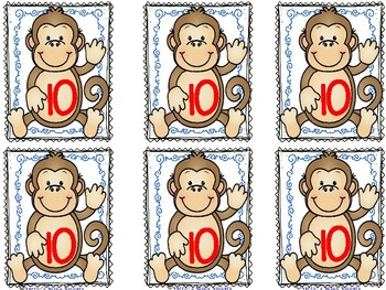 Quick 10 - Monkey On Top Game