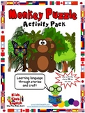 Monkey Puzzle - Activity Pack - Crafts and activities to l