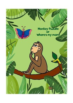 Monkey Puzzle Drama Script  + song and guitar chords