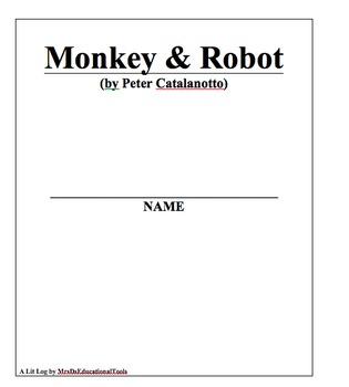 Monkey & Robot Lit Log