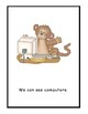 Monkey See and Monkey Do Wonders Kindergarten Big Book (Unit 4)