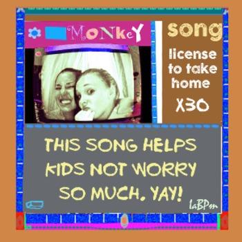 Monkey Song: 30 copies