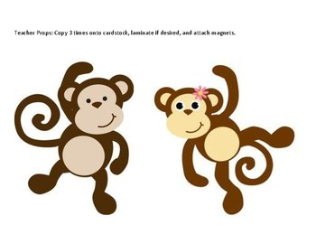 Monkey Subtraction