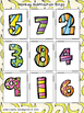 Monkey Subtraction Cards: Math Facts 1-10 Bingo Game