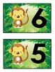 Monkey Theme Behavior Chart