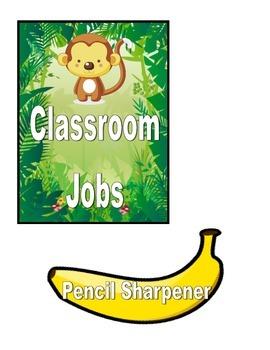 Monkey Theme Class Jobs