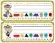 Monkey Themed Desk Nameplates