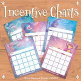 Reward Incentive Charts - 5 Designs - Neon Monkeys