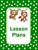 Monkey Themed Teacher Binder (EDITABLE)