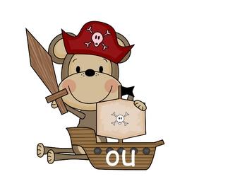 Monkey Treasure ou/ow Sort