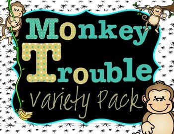 Monkey Trouble Variety Pack