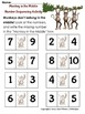Free - Number Order - Worksheets