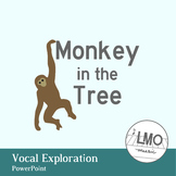 Monkey in the Tree - Vocal Exploration POWERPOINT