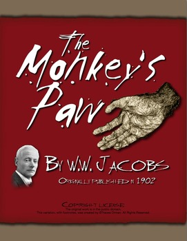Monkey's Paw Short Story Literature Guide