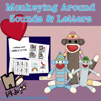 Monkeyin' Around with Sounds and Letters