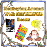Monkeying with Reference Books