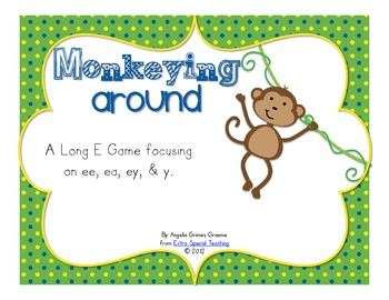 Monkeying Around - A Long E Game