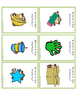 Prepositions Interactive Book, Cards and Worksheets; Monke