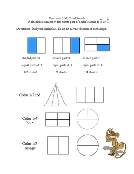 Monkeying Around With Math-A Collection Of Worksheets that address 4 CCSS