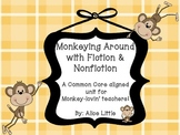 Monkeying Around with Fiction and Nonfiction