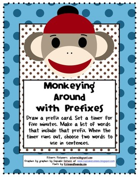 Monkeying Around with Prefixes