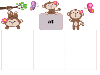 Monkeying Around with Word Families