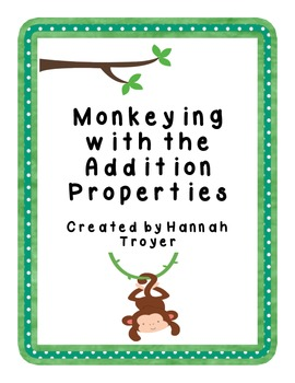 Monkeying with the Addition Properties