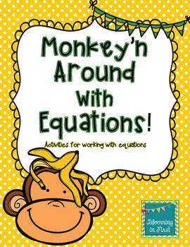 Missing Addends and Balanced Equations