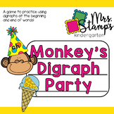 Digraphs Game | Monkey's Digraph Party